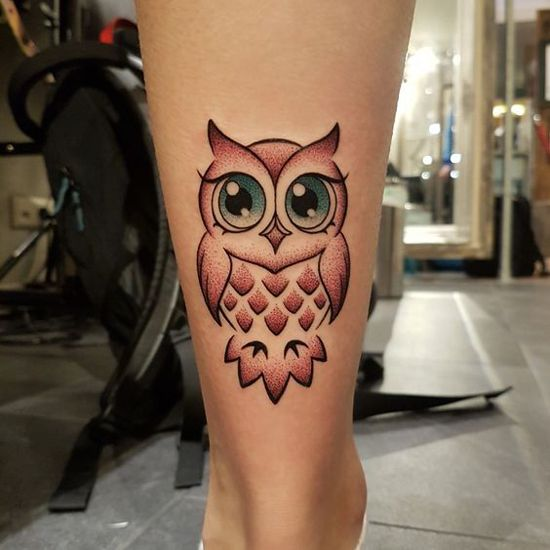 15 Cute Owl Tattoo Designs And Meanings Styles At Life In 2021 Cute Owl Tattoo Tattoos Owl Tattoo