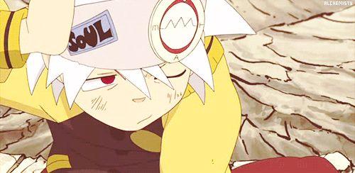 *DAY 4* Anime Challenge: Soul Evans (Soul Eater)