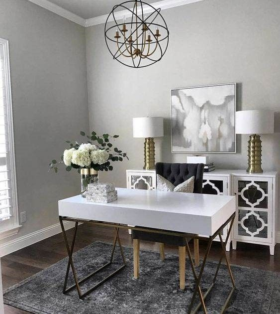 5 Unique Home Office Styles And Desks To Match Home Office Furniture Home Office Space Home Office Design
