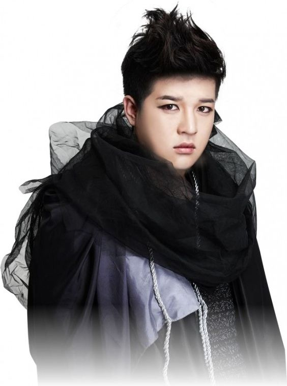 Shindong....I have a SERIOUS crush...