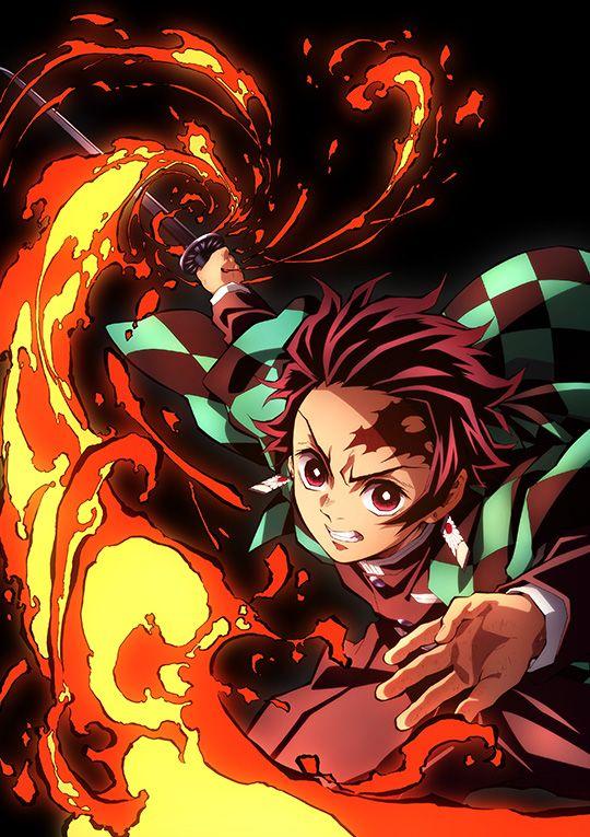 TVアニメ鬼滅の刃「全集中展」公式サイト【2020】 | アニメ, きめつの ...