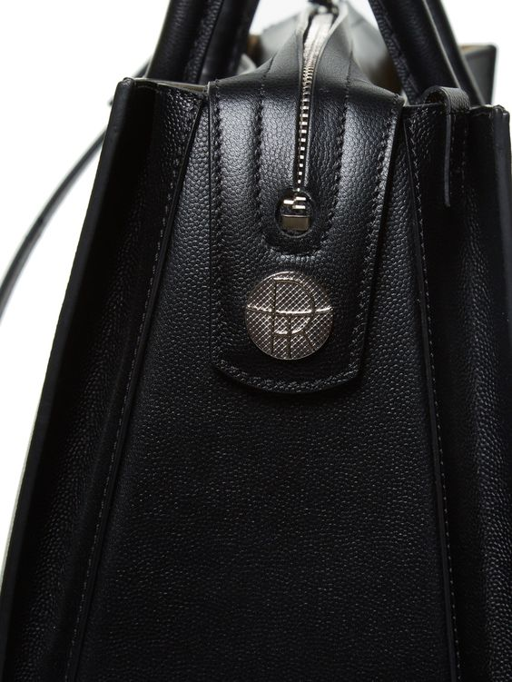 Classic 5 grained-leather bag   The Row   MATCHESFASHION.COM
