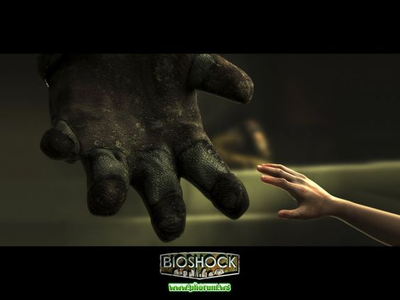 Bioshock - Desktop-Hintergrundbilder: http://wallpapic.de/spiele/bioshock/wallpaper-17802