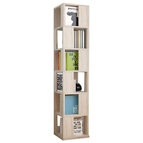 Multipurpose Shelf Display Rack 6 Layer Bookcase Store Content Ark