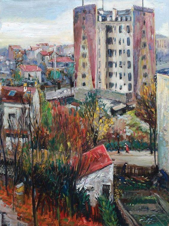 Lucien Adrion - Landscape