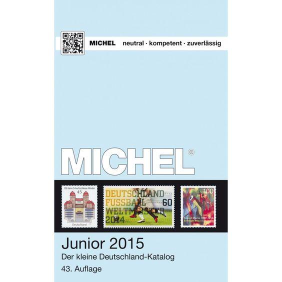 MICHEL Junior-Katalog 2015