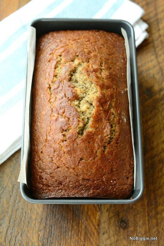 Sour Cream Chia Banana Bread Recipe Sour Cream Cooking Recipes Healthy Snacks For Diabetics