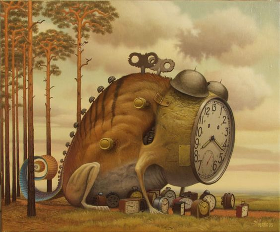 Art et Cancrelats: Jacek Yerka - Partie 2