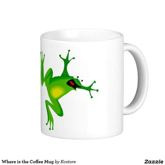 Where is the Coffee Mug