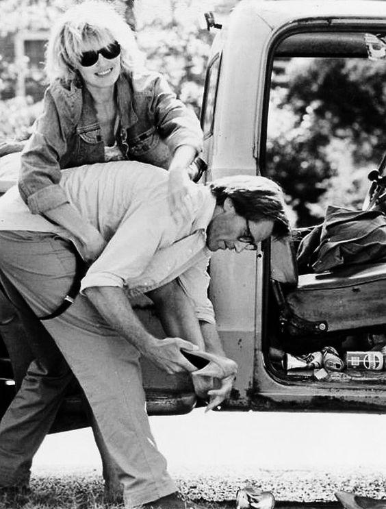 Jessica Lange & Sam Shepard - Crimes of the Heart (1986)