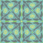 Lovely pattern.  Birds in Motion by dianef