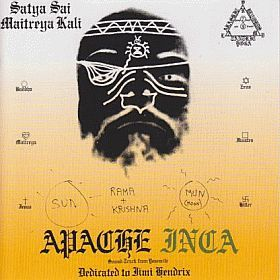 MAITREYA KALI / Apache:Dedicated To Jimi Hendrix                               1972 California