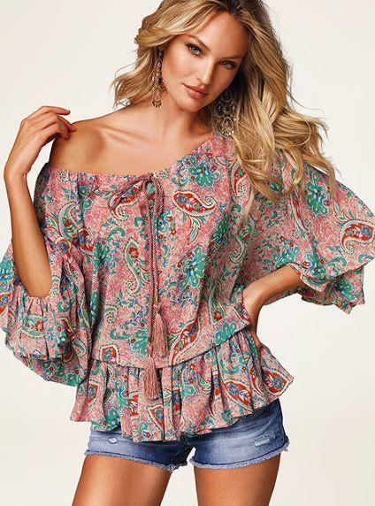 blusas para estar a la moda