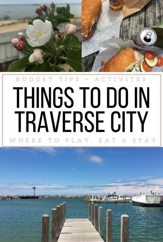 Things To Do In Traverse City Michigan In 2020 Traverse City Michigan Traverse City City Vacation