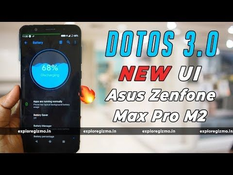 NEW DOT OS 3 0 Pie - Awesome new UI Custom Rom - Asus
