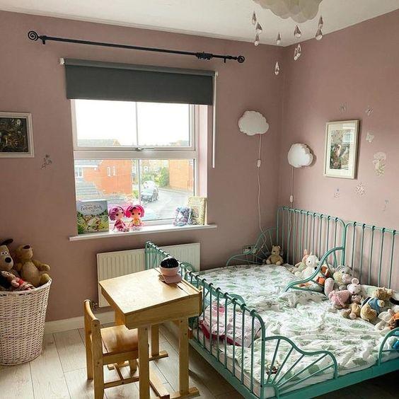 子ども部屋 照明 ライティング コーディネート例 雲 イケア