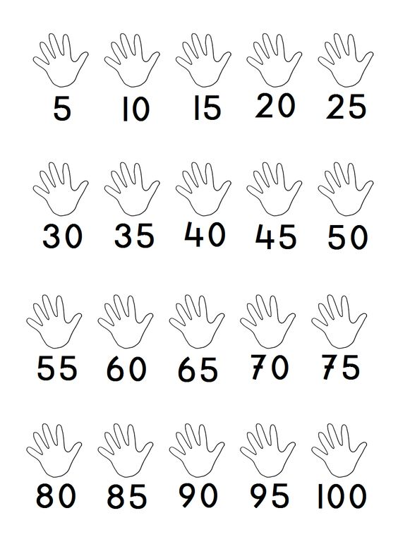 common worksheets skip counting by 5s preschool and kindergarten worksheets. Black Bedroom Furniture Sets. Home Design Ideas