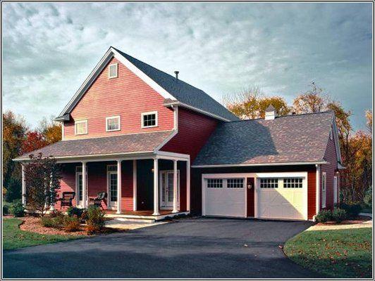 Prefab farmhouse cottage style houses farmhouse style for Modular farmhouse