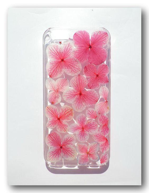 送料無料!iphone5/5S対応 FlowerCase A29