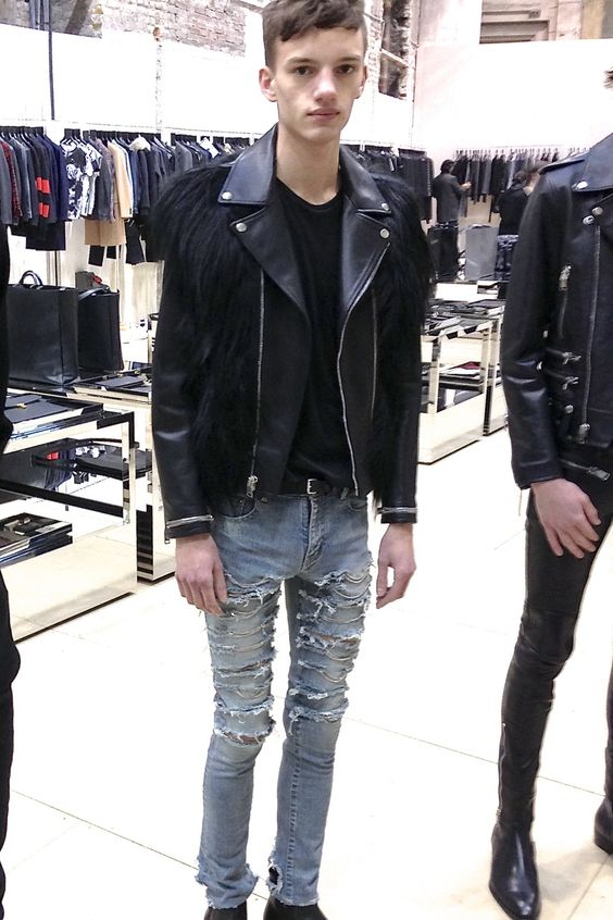 Can you be too skinny to wear skinny jeans? - Page 10 « Kanye West ...