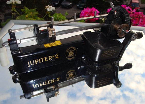 Jupiter 2 51B Bleistiftschärfmaschine Von Guhl Amp Harbeck German Pencil Sharpener | eBay