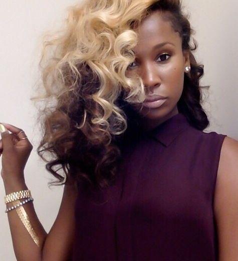 Wondrous Blonde Hair Blondes And Golden Blonde Hair On Pinterest Short Hairstyles For Black Women Fulllsitofus