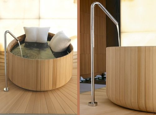 Punctoaqua bath Spa experience Wellness home Free standing bath for Wellness feeling in your own bathroom