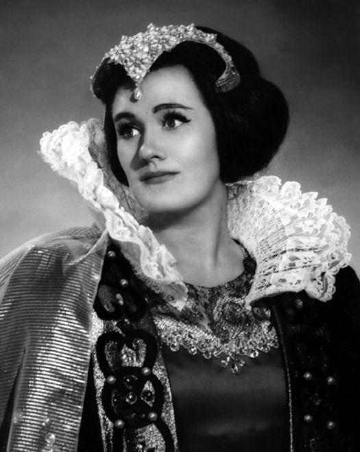 1964 Met Joan Sutherland As Lucia Musica Culta Cantantes De Opera ópera