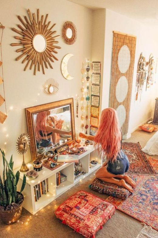 How To Create Your Own High Vibe Sacred Space Courts Universe How To Create Your Own High Vibe Sacred Space Cour Home Decor Room Decor Aesthetic Room Decor