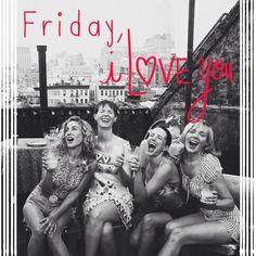 Happy Friday: Eye Candy, Happy Friday, Life