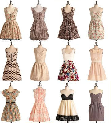 Casual vintage dresses  Fashion  Pinterest  Vintage Casual and ...