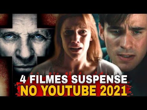 4 Filmes De Suspense Completos E Dublados Para Assistir No Youtube Em 2021 Youtube Em 2021 Filmes De Suspense Dicas De Filmes Filmes