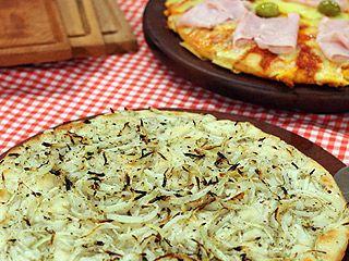 Pizza esponjosa recetas recetas for Utilisima cocina