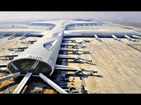 Samyj Bolshoj Aeroport V Mire 2019 Youtube Aeroporty Puteshestviya Mir