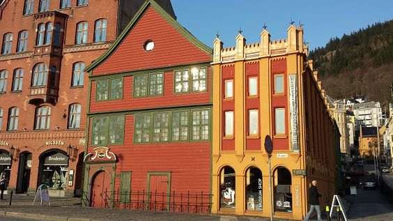 Hanseatic Museum and Schotstuene - Finnegarden