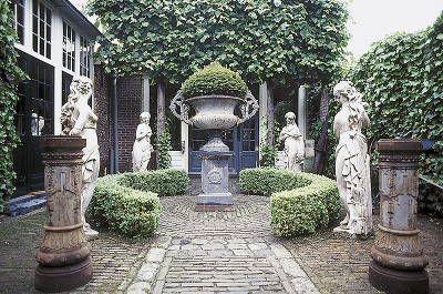 Franse binnentuin