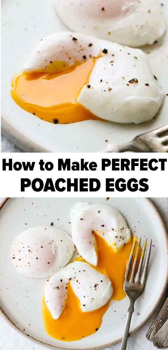 Poached Eggs - Easy!