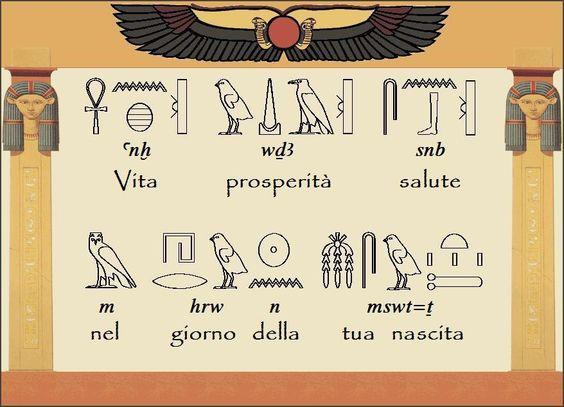 aiuto per traduzione - Egittologia.net - Antico Egitto Online -