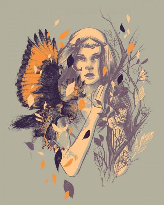 Illustrations by Nanda Correa