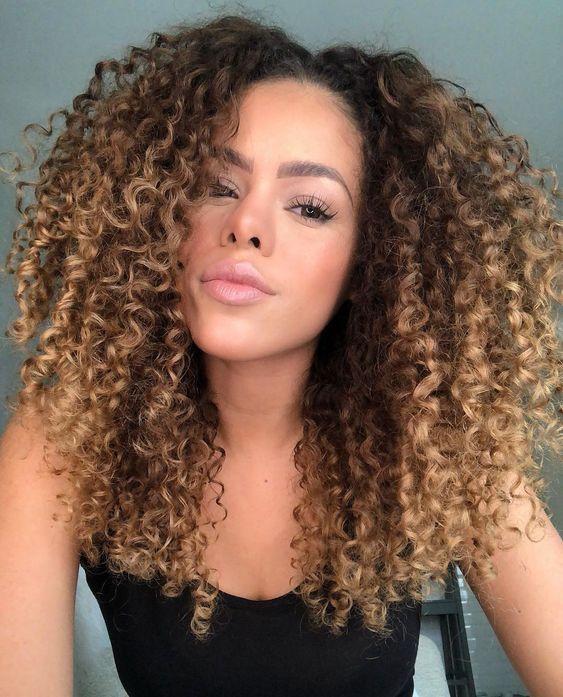 Nybundlehair Brazilian Curly Hair Weave Black Curly Extensions Curly Weave Hair Extensions Curly Hair Styles Naturally Highlights Curly Hair Curly Hair Styles
