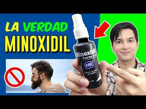 Efectos secundarios de la erección de minoxidil