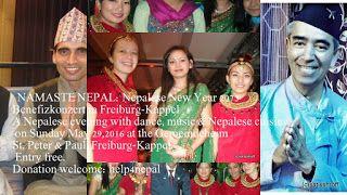 Satis Shroff's ZEITGEIST LITERATURE : Namaste-Nepal: Benefizkonzert von FNA-KKV in Freib...