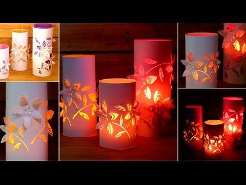 How To Make Fancy Paper Lantern Diwali Lantern Christmas