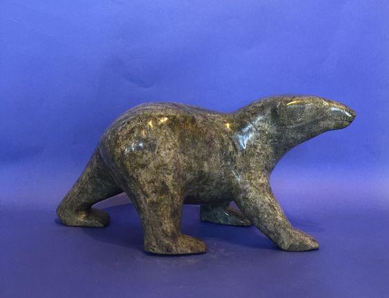 Nuna Parr - Walking Bear 8 x 16 x 6.5