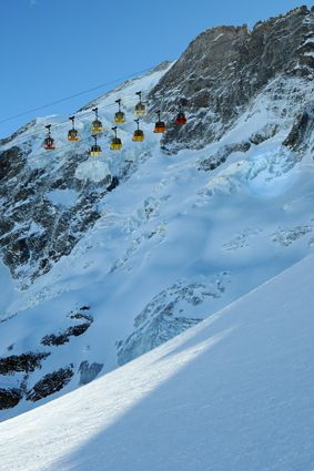 un séjour au ski d'une journée ou plus +++++