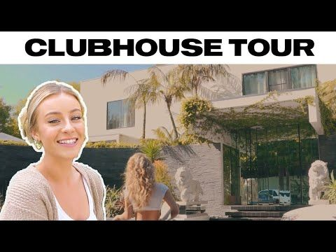 The Clubhouse Is A House Created By Tiktok And Instagram Models Daisy Keech And Abby Rao The House Will Serve As A Home To C Club House Instagram Models Daisy