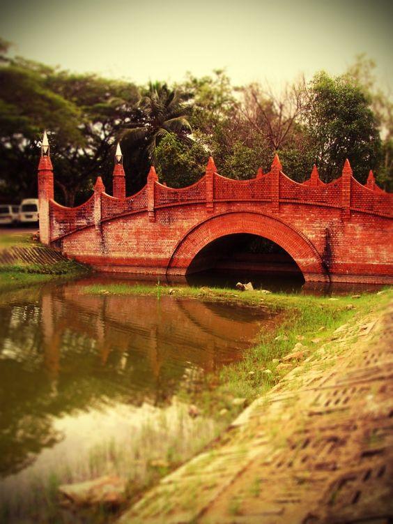 Crimson Bridge