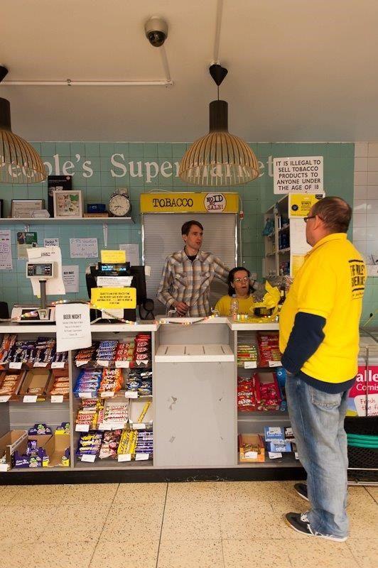 Supermercado sustentável é exemplo em Londres - Mega Curioso