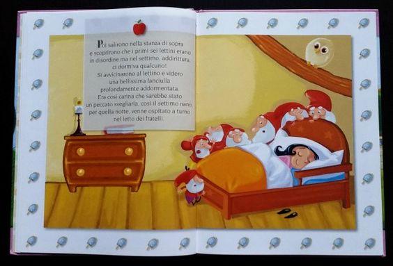 """Biancaneve e i 7 nani"" (collana ""Pungiglioni"", Ape Junior, 2009) - 04"