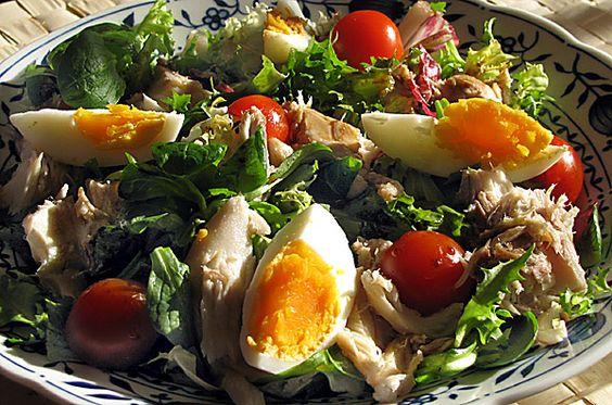 Salat Vineta fusion baltisch-französisch
